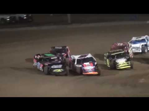 2017 Dale Miller IMCA Modified Memorial feature Independence Motor Speedway 7/15/17