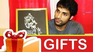Shaleen Malhotra gift segment