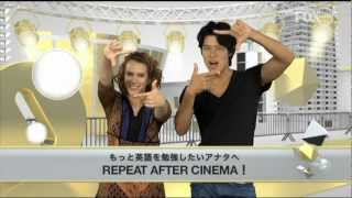 FOX BACKSTAGE PASS #168 REPEAT AFTER CINEMA! English course Part21.