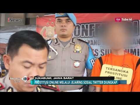 Polisi Bongkar Prostitusi Online di Sukabumi, 2 Mucikari dan Wanita Hamil Dibekuk - iNews Pagi 20/11