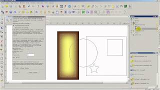 Обучение работе в программе ArtCAM 2011 Pro Видеоурок №3 часть 2 Векторы