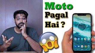 Moto One Power 🔥 : Moto Pagal Hogya Kya! My Opinions😱