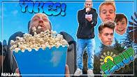 Battler YouTubere i Fårup Sommerland! med Jaxstyle, Jonas Droger & Paluch.