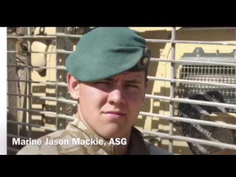 Download Tribute to the Royal Marines who died fighting in Afghanistan