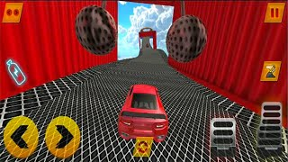 Crazy Car Driving Simulator 2 - Impossible Tracks - Android GamePlay - Car Games Android #4
