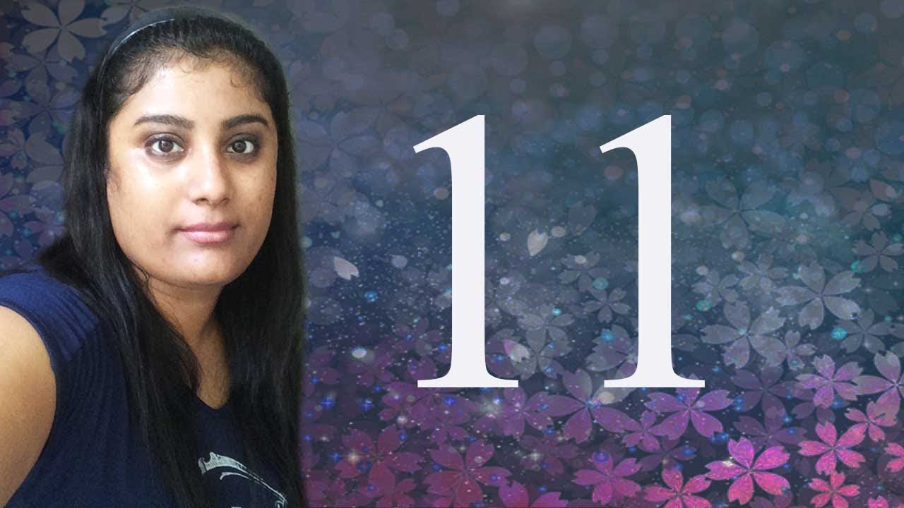 NUMEROLOGY - What Does the Number 11 Imply? - Aditi Ghosh - YouTube