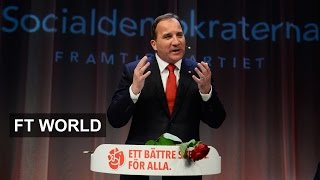Sweden wakes up to uncertain future
