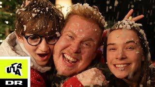 REKORDFORSØG: Theo og Simone holder turbo-jul! | Theo & det magiske Talkshow | Ultra
