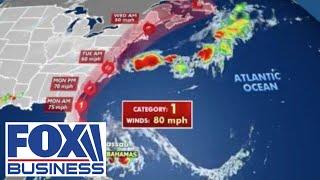 Tracking Hurricane Isaias |  8/1/20