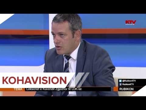 RUBIKON- LEKSIONET E KUVENDIT ZGJEDHOR TË LDK-së 02.06.2015