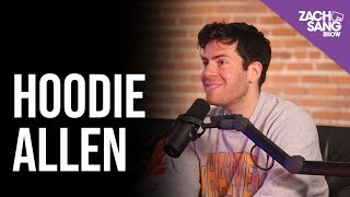 Hoodie Allen Talks Whatever USA, Frat Rap, Ed Sheeran & Relationships