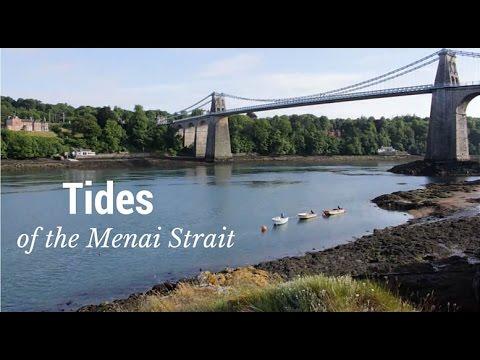 Tides of the Menai Strait