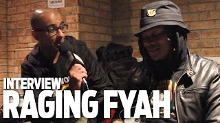 Interview with Raging Fyah