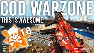 Call of Duty Warzone - This new game mode is AWESOME!