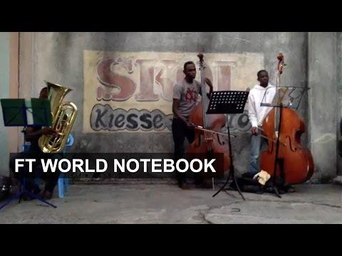 Kinshasa – moving to Congo's beat