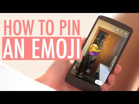 How to make moving emojis on instagram stories