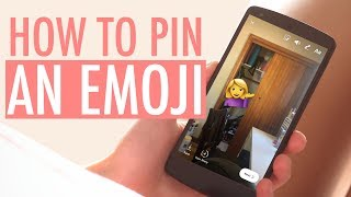 How to Pin Sti¢kers in Place in an Instagram Story Video