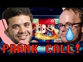 Melee HD PRANK CALL! | Hungrybox prank calls Mew2King