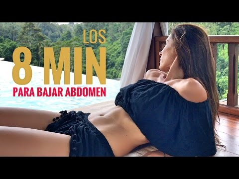 Cómo Definir el Abdomen Bajo en 8 minutos | Ejercicios de abdominales