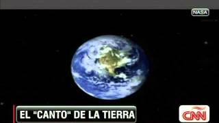 ¿cómo se escucha la tierra en el espacio?