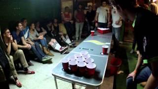 Beer Pong Turnier 17.12.13 @Kickerbar Jet