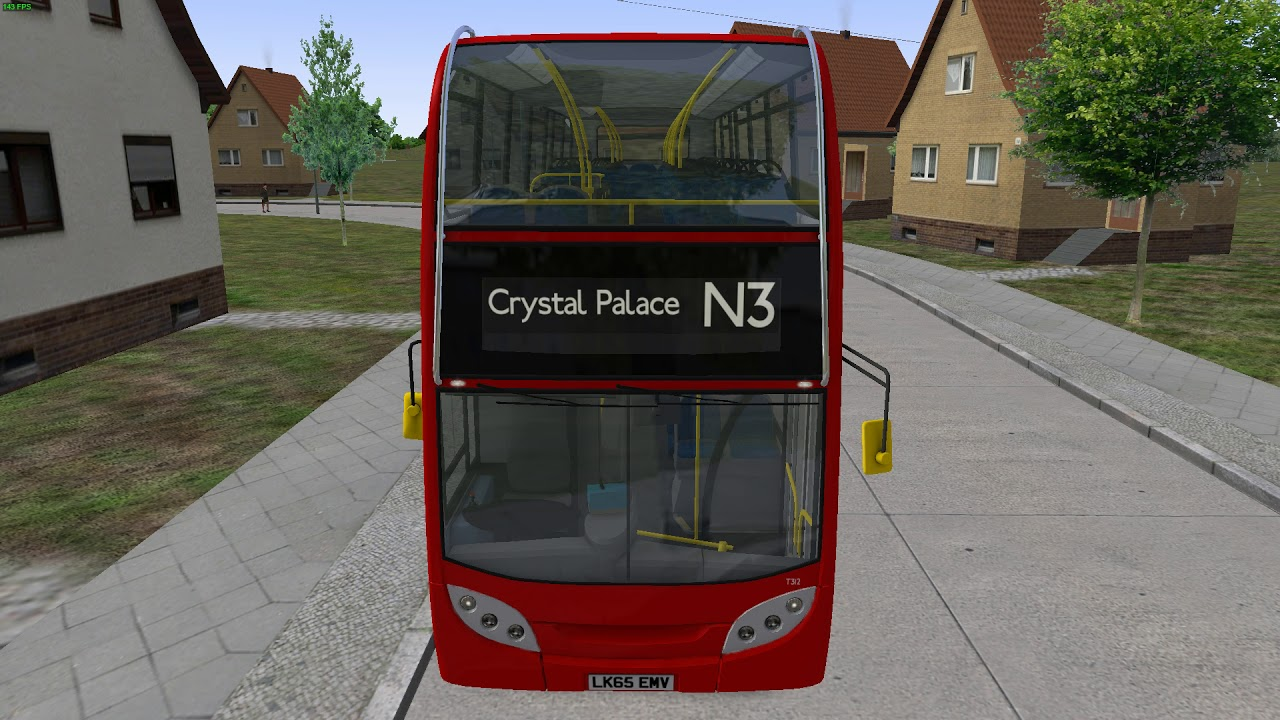 Route 2: Arriva London: VLA72 (LJ04YXB): Volvo B7TL/ ALX400