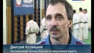 Вести-Хабаровск. Мастер-класс Дмитрия Котвицкого