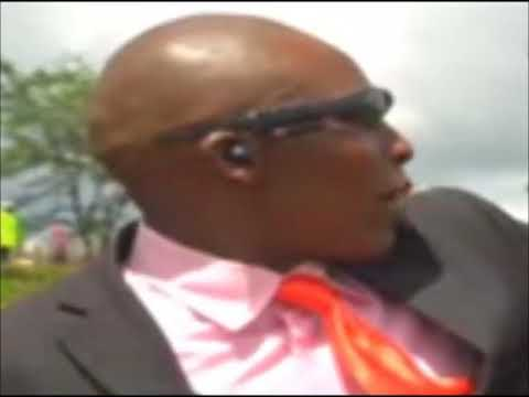 Dennis Eye Witness At Every Tragedy: Kenyan Mystery Of The Century