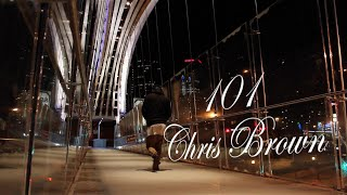 """101"" - Chris Brown (JP Tarlit) @chrisbrown"