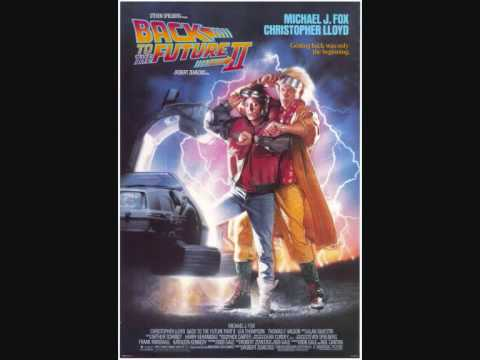 "End Credits Music from the movie ""Back to the Future Part II"""