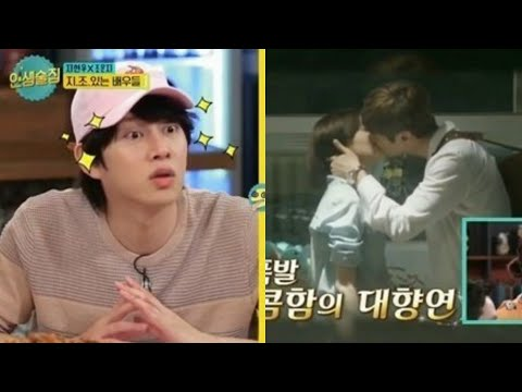 Kim Heechul Expressed Jealousy On Ji Hyun Woo's On-screen Romance