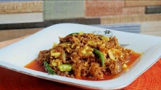 টক মছর শটক ভনTaki Shutki Vuna RecipeDry Fish RecipeBangladeshi Shutki Vuna Recipe