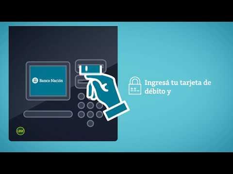 Banco Nación - Tutorial Homebanking