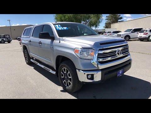 2016 Toyota Tundra_4WD Reno, Carson City, Northern Nevada, Roseville, Sparks, NV GX553998T