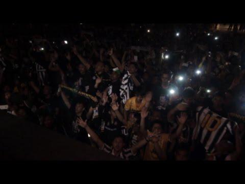 Jakarta impazzisce per la Juventus