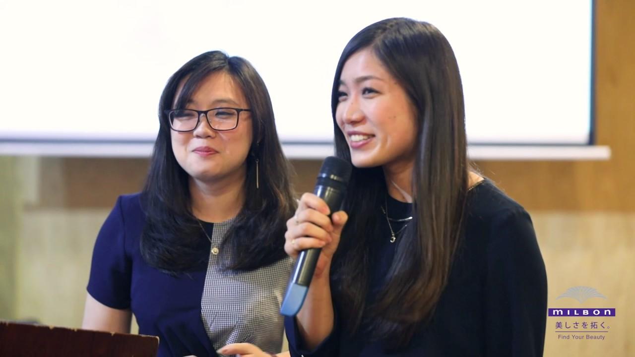 [Milbon] Recap hội thảo về làm tóc cùng các chuyên gia đến từ Hàn Quốc