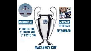 MACABRO'S CUP GIRONI - Frankdamb vs elia86teramo