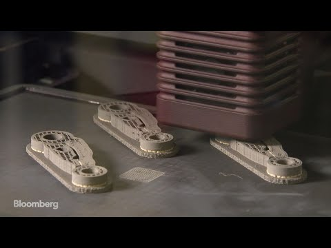 The 3D Printing Company That Could Transform Manufacturing