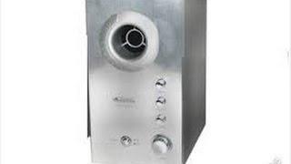 Ремонт акустической системы TopDevice TDE-230 / 2.1. Низкочастотный гул в динамиках.