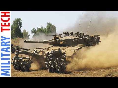 Israeli Army in Action 2017
