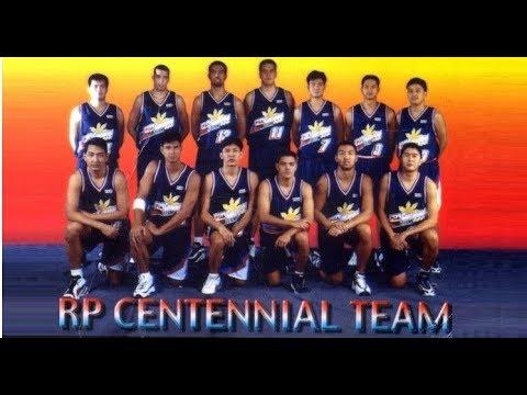 Philippine Centennial Team vs Iowa Hawkeyes | FULL HIGHLIGHTS |  11.01.98