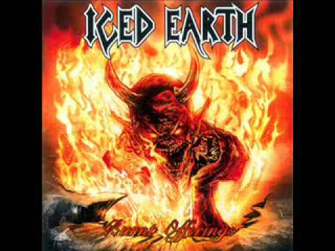 Iced Earth - Burnt Offerings (1995) Full Album Length (Metal In Our Blood)