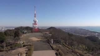 湘南平からの眺望