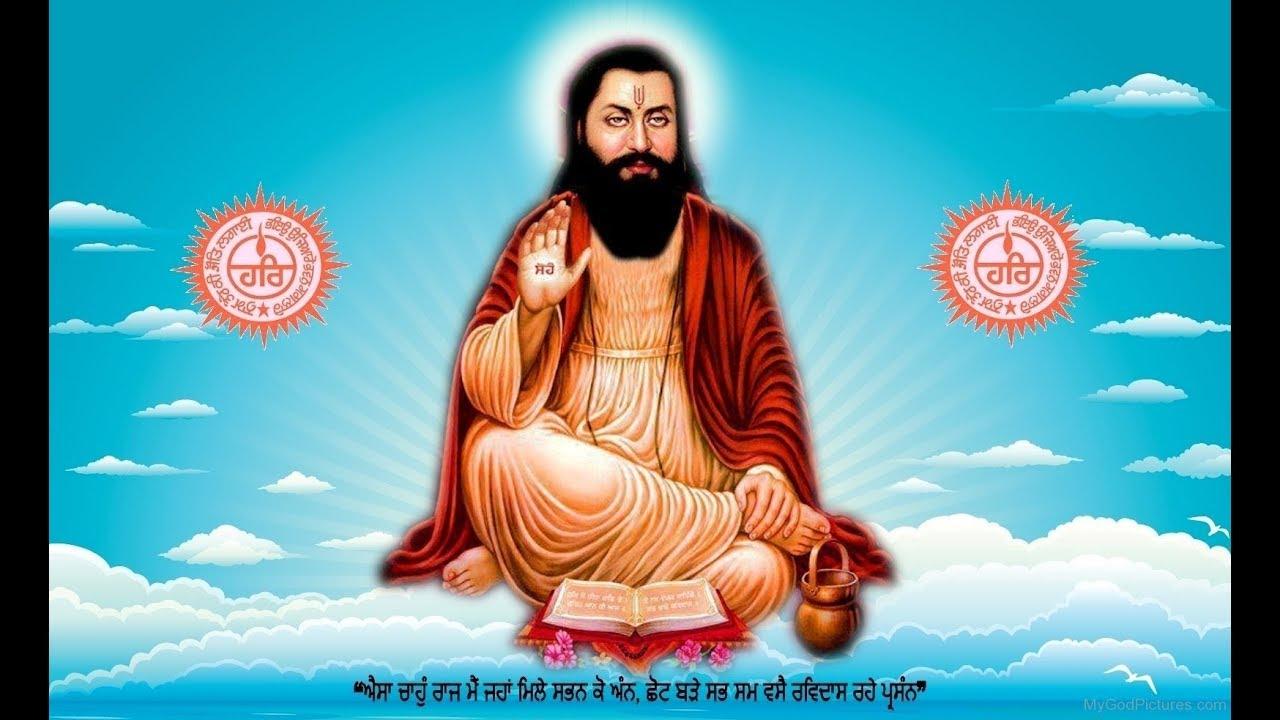 guru ravidass live
