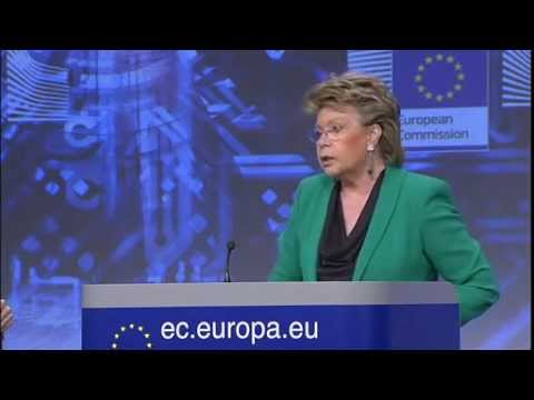 "Vivian Reding on ""europe-v-facebook.org"""
