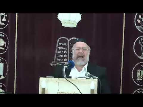 הרב רוזנבלום מדבר על הבחירות חובה לכל אחד לשמוע צו השעה !!!!