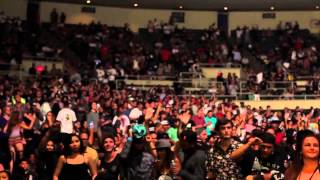 Kendrick Lamar LIVE in Hawaii 3.8.2013 at Blaisdell Arena