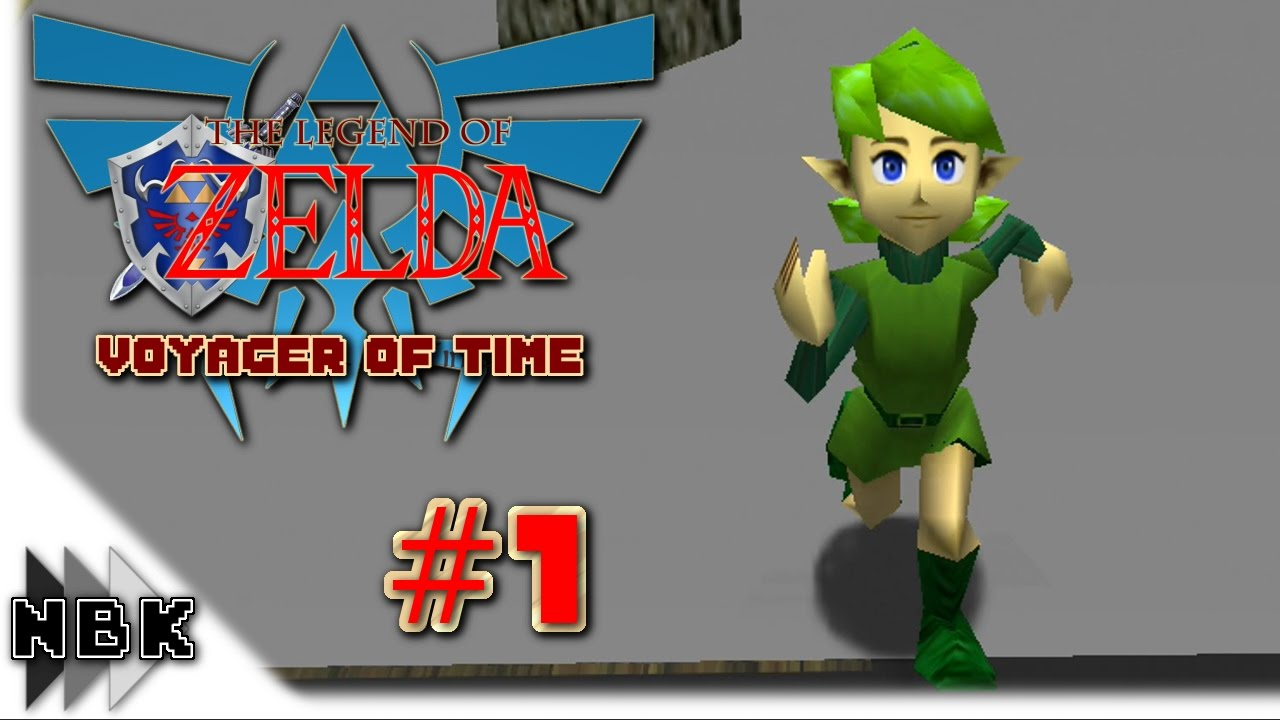 Zelda Ocarina of Time Mod: Voyager of Time CORRUPTED - Part 1