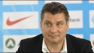Сергей Пучков после матча ФК Николаев 1:0 Горняк-Спорт (Горишние Плавни)