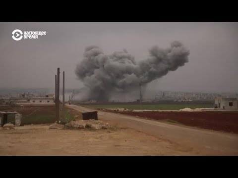 Армия Асада продолжает наступление в Идлибе при поддержке России